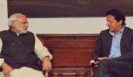 इमरान खान ने पीएम मोदी को लिखा पत्र, सभी मुद्दों पर बातचीत की पेशकश
