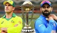 World Cup 2019: आज ऑस्ट्रेलिया से भारत का मुकाबला, तीन बजे शुरु होगा मैच