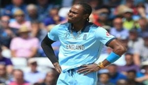 England's Jofra Archer says Australians are terrible at sledging