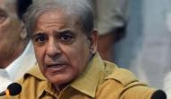 Opposition leader Shehbaz Sharif who is facing corruption charges returns to Pakistan