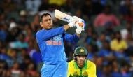All eyes set on MS Dhoni as team India aims for 2 points against West Indies