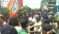 पश्चिम बंगाल में फिर भड़की हिंसा, BJP के चार और TMC के एक कार्यकर्ता की मौत