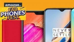 Amazon पर 'फैब फोन्स फेस्ट' शुरू, स्मार्टफोन्स पर भारी डिस्काउंट, कीमत जानकर आज ही खरीदेंगे आप
