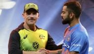 'Bail Us Out': Virat Kohli, Aaron Finch complain about problems caused by heavy LED bails