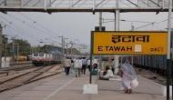 इटावा के पास बड़ा ट्रेन हादसा, राजधानी एक्सप्रेस की चपेट में आने से 4 लोगों की मौत