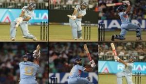 Video: युवराज की गेंद पर इंग्लैंड के इस बल्लेबाज ने मारे थे 5 छक्के, बदले में युवी ने ठोंके 6 गेंद पर 6 छक्के