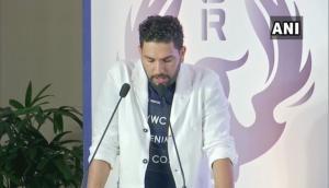 युवराज सिंह ने क्रिकेट को कहा अलविदा, जाते-जाते रो पड़े और बोले- मैंने कभी हार नहीं मानी