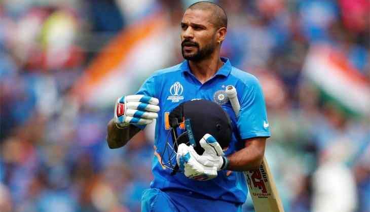 India vs Pakistan: Shikhar Dhawan just before match the crucial match, tweets 'Baap sher, toh beta savaa sher'