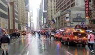 अमेरिका के मैनहट्टन में इमारत के ऊपक क्रैश हुआ हेलिकॉप्टर, पायलट की मौत