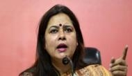 Meenakshi Lekhi protests 'water shortage' in her constituency; DJB says BJP politicising issue