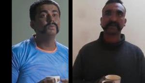 Pakistan 'racist' ad mocks IAF's Abhinandan Varthaman before India clash; see video