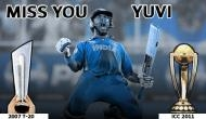 Yuvraj Singh retirement: The Indian Cricket world thanks 'World Cup Man' for giving them memories of joy
