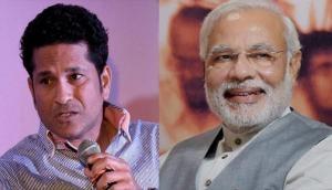 Sachin Tendulkar expresses his gratitude to PM Modi for cricket diplomacy