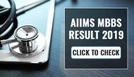 AIIMS MBBS Result 2019: MBBS entrance exam result today; know at what time
