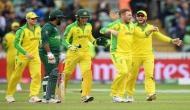 World Cup 2019: ऑस्ट्रेलिया ने रोमांचक मुकाबले में पाकिस्तान को 40 रनों से हराया