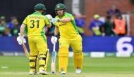 World Cup 2019: आस्ट्रेलिया के बल्लेबाजों ने पाकिस्तान के खिलाफ किया वो कारनामा जो 23 सालों में नहीं कर पाई भारतीय टीम