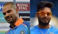 ICC World Cup 2019: BCCI calls Rishabh Pant as backup after Shikhar Dhawan's injury in World Cup