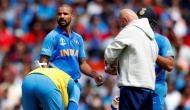 World Cup 2019: टीम इंडिया के लिए बुरी खबर, चोटिल शिखर धवन विश्व कप से बाहर