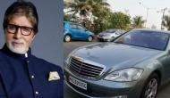 अमिताभ बच्चन ने किया अपनी मर्सिडीज बेचने का फैसला, मात्र 9 लाख में खरीदें 1 करोड़ की कार