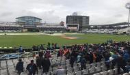 World Cup 2019: बारिश के कारण धुला भारत-न्यूजीलैंड का मैच, दोनों टीमों को मिले एक-एक अंक