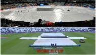 World Cup 2019: भारत-न्यूजीलैंड मैच बारिश के कारण हुए रद्द, नाराज फैंस ने इंग्लैंड और ICC को कुछ यूं दिखाया आईना, IPL का दिया उदाहरण