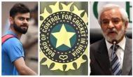 Ahead of India-Pakistan clash, PCB chief Ehsan Mani said we won't beg India