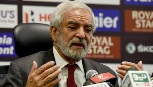 PCB chief Ehsan Mani claims India has far greater security risk than Pakistan