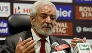 भारत से वीजा आश्वासन नहीं मिलने पर टी20 विश्व कप कहीं और कराने की मांग करते रहेंगे: एहसान मनी