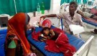 बिहार के मुजफ्फरपुर में दिमागी बुखार से अबतक 66 बच्चों की मौत