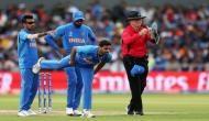 World Cup 2019: भारत को लगा बड़ा झटका, चोटिल होने के कारण पाकिस्तान के खिलाफ मैच से बाहर हुए भुवनेश्वर कुमार