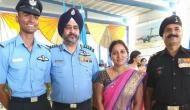 फ्लाइंग ऑफिसर बने नवीन कुमार रेड्डी तो वायुसेना प्रमुख ने दिया ये नायाब तोहफा