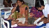 बिहार के मुजफ्फरपुर में नहीं थम रहा बच्चों की मौत का सिलसिला, चमकी बुखार से अबतक 83 की मौत