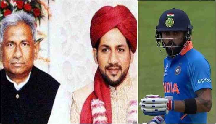 Pakistan captain Sarfraz Ahmed's 'Mama' wants India to win the world cup clash; know why