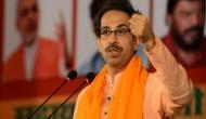 Alliance with BJP inevitable: Sena chief Uddhav Thackeray