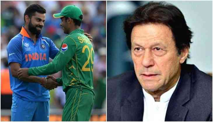 India vs Pakistan: Pak PM Imran Khan cheers for his team and asks them to 'Fight till the last ball'