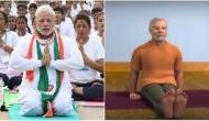 PM Modi's animated avatar demonstrates Bhujangasana ahead of Yoga day