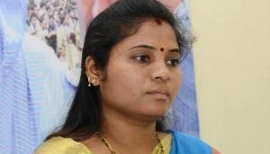 Slip of tongue: Andhra Dy CM Pushpa Srivani, says govt aims to deliver 'corrupt rule'