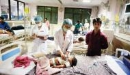 बिहार में चमकी बुखार से 93 बच्चों की मौत, स्वास्थ्य मंत्री ने दिया हर संभव मदद का आश्वासन