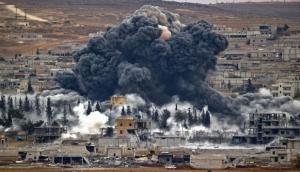 सीरिया के अलेप्पो शहर में आतंकी हमला, बम धमाके में 12 लोगों की मौत