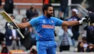 On this day in 2019, Rohit Sharma became first batsman to score five tons in single edition of WC