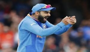 Viral Kohli fined 25 per cent match fee for breaching ICC's code of conduct