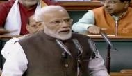 First session of 17th LS begins, PM Modi, Members take oath