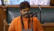 'Rapists, murderers should get harshest punishment': Pragya Thakur