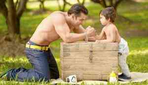 Salman Khan wishes his nephew Yohan on birthday in the most cutest 'Slow Motion' video