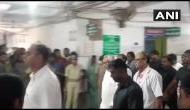 चमकी बुखार: CM नीतीश कुमार ले रहे थे अस्पताल का जायजा तभी बच्चे ने तड़पकर गंवा दी जान
