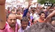 CM नीतीश कुमार का मुजफ्फरपुर में जमकर हुआ विरोध, लगे 'नीतीश मुर्दाबाद' के नारे