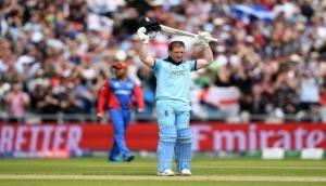 World Cup 2019: इंग्लैंड के कप्तान ने केवल छ्क्के लगाकर ही ठोक दिया शतक, क्रिकेट इतिहास में आज तक नहीं हुआ ऐसा
