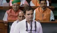 राहुल गांधी सिग्नेचर करना गए भूल! राजनाथ सिंह ने दिलाया याद