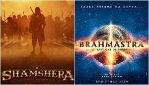 Ranbir Kapoor and Vaani Kapoor starrer Shamshera postponed for 2021? courtesy Brahmastra