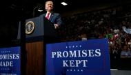 US President Donald Trump launches 2020 re-election bid with mega rally, says 'Keep America Great'